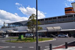 太田駅到着