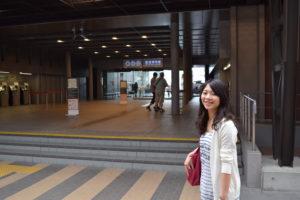 新幹線コーデ