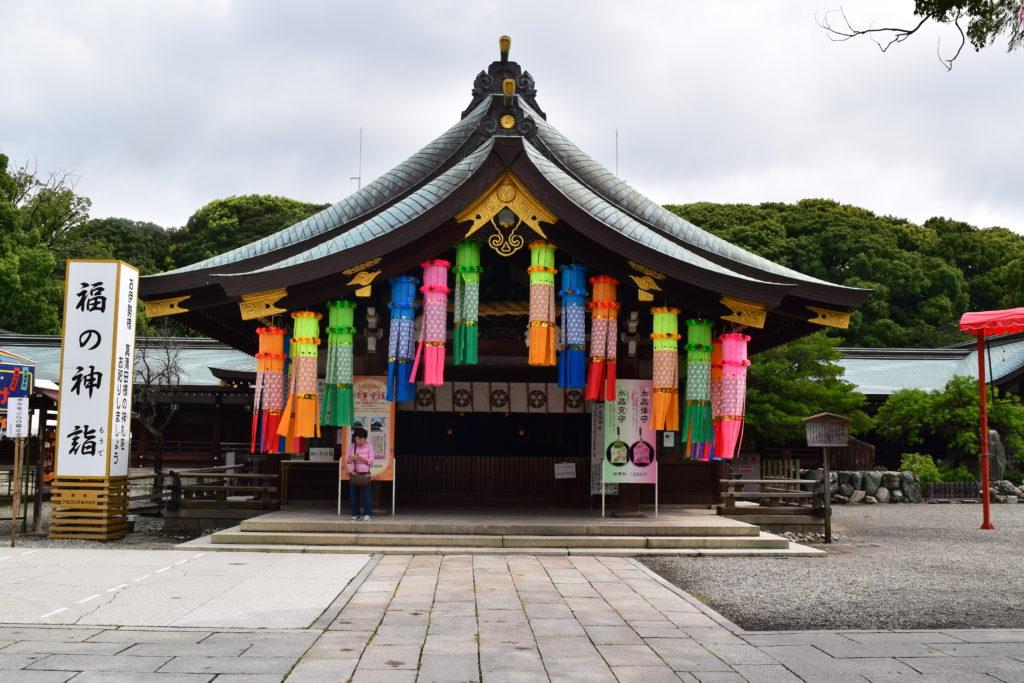 眞隅田神社本殿