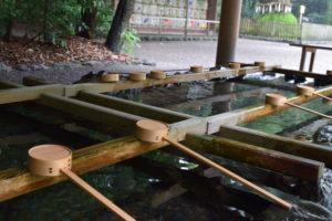 熱田神宮手水舎