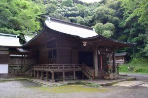 洲崎神社本殿