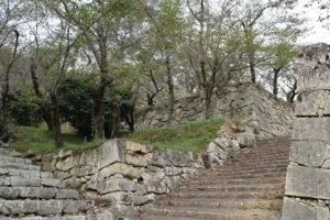 津山城石垣