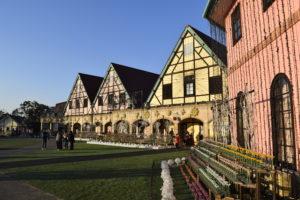 ドイツ村風景