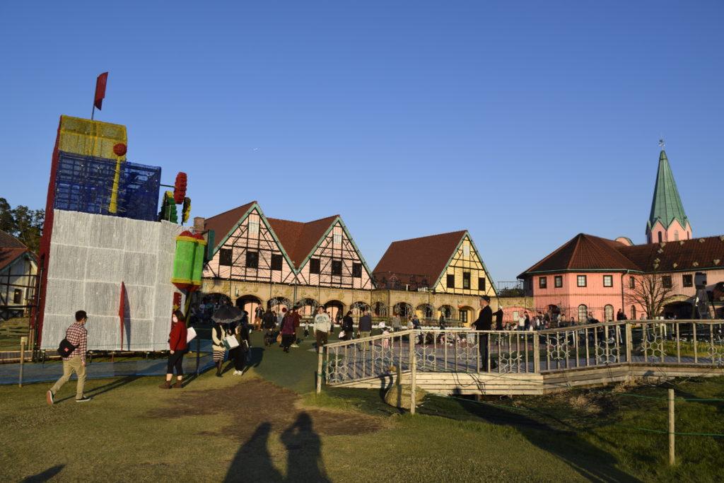ドイツ村広場