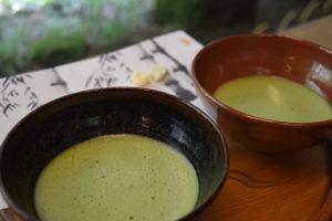 報国寺抹茶