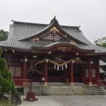 笠間稲荷神社拝殿
