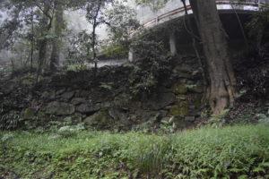 笠間城石垣