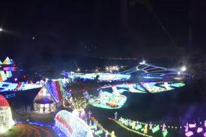 観覧車からの夜景