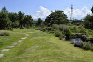 根津記念館庭園