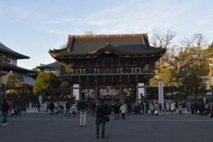 成田山釈迦堂