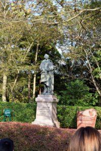 アンデルセン銅像