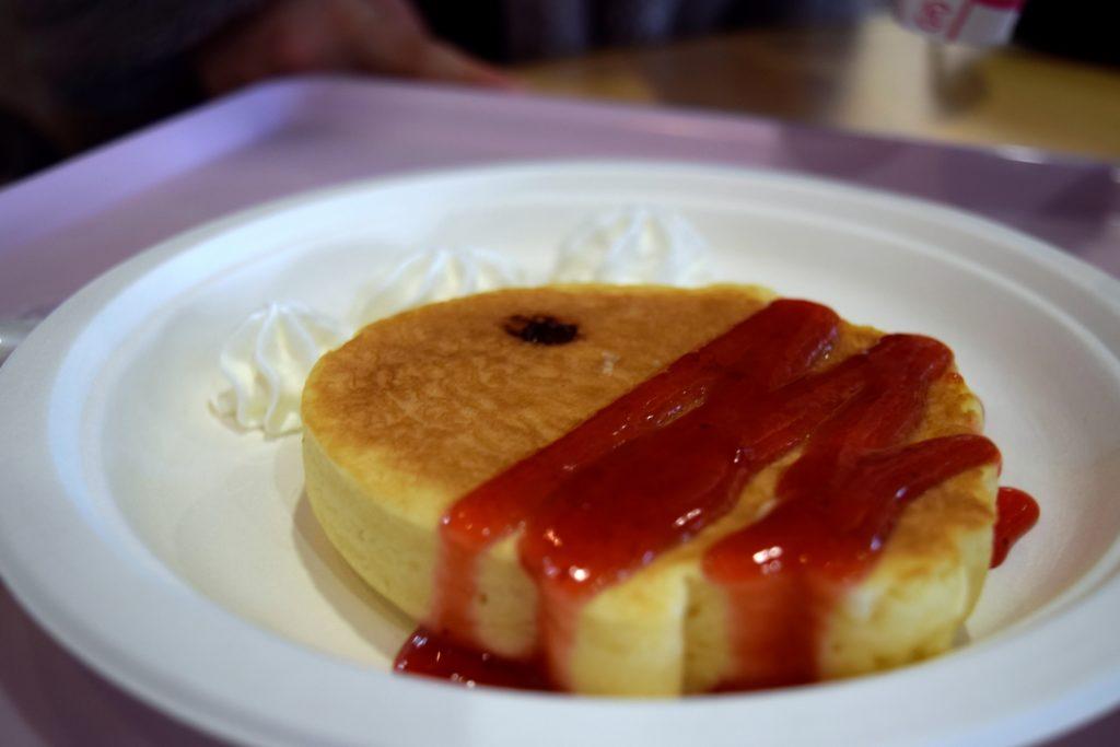 マンボウパンケーキ