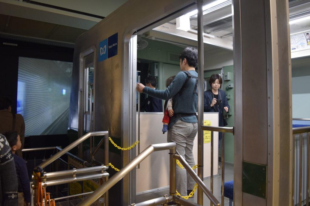 千代田線シュミレーター