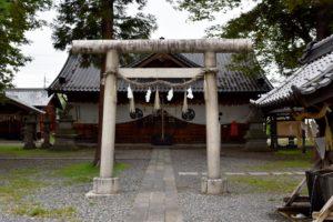 松本神社本殿