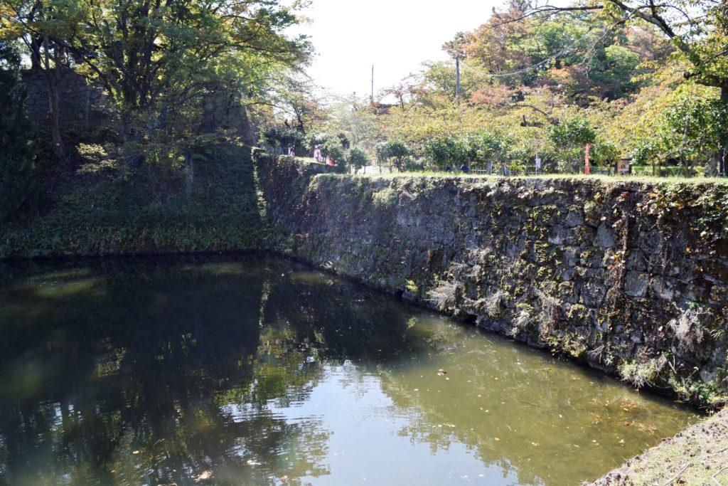 外郭の石垣