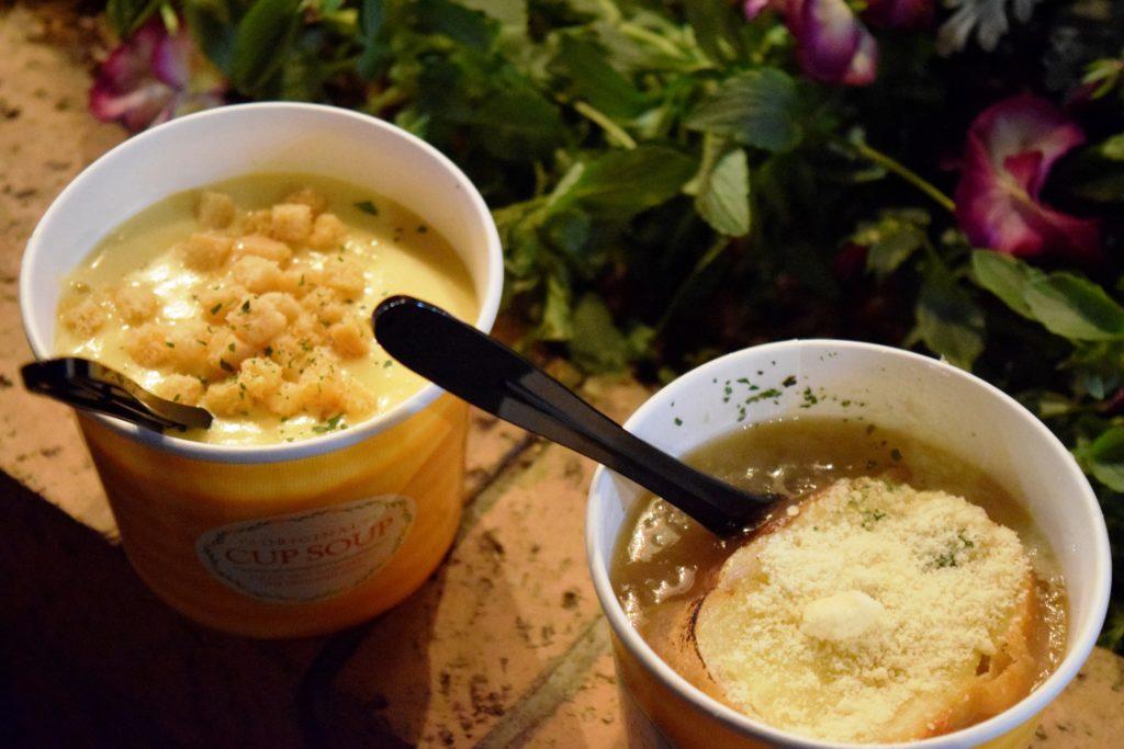スープショップのスープ