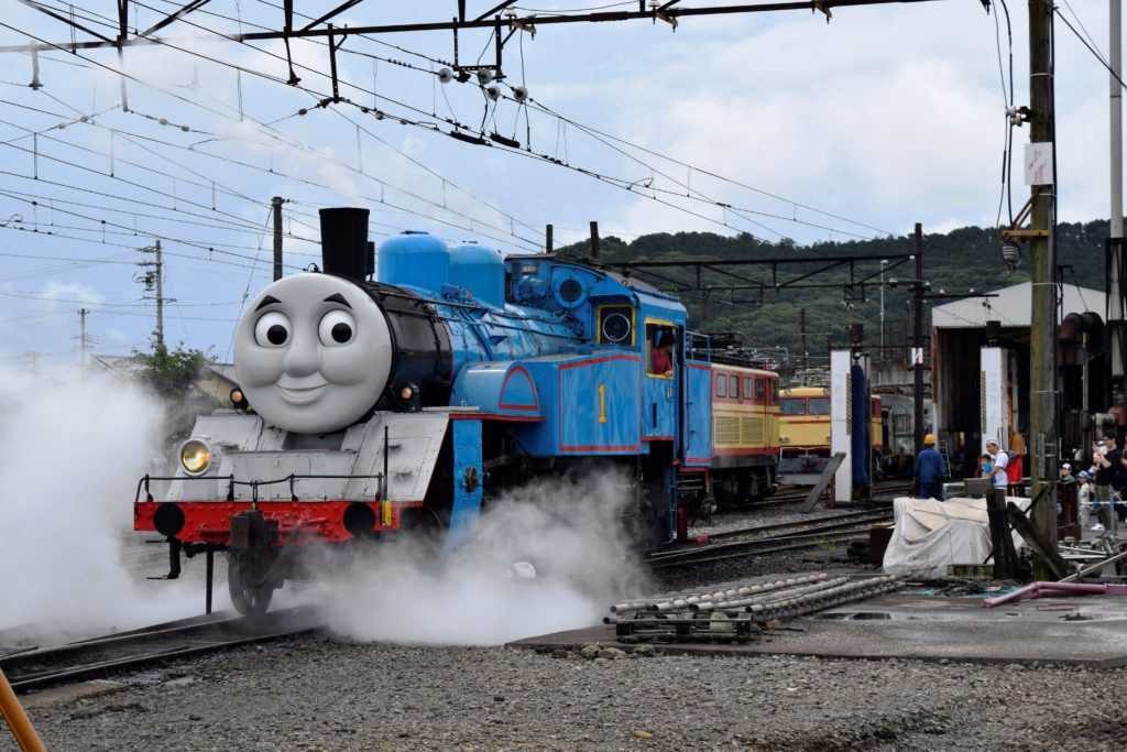 トーマス 大井川 鉄道